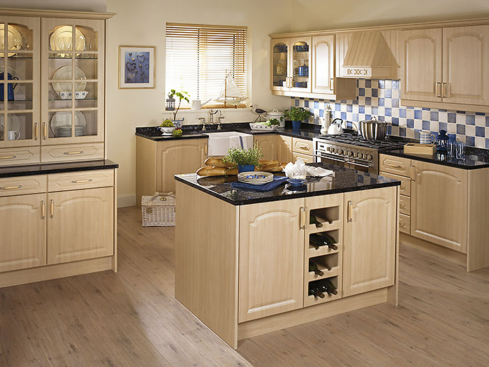 Charmant Ashford Fitted Kitchen
