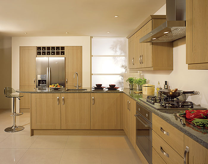 Heseltines shaker style fitted kitchens bradford west yorkshire